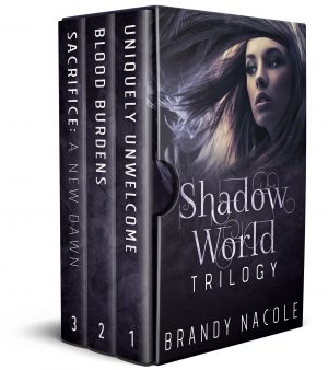 Cover for Shadow World Trilogy