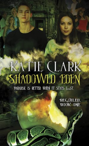 Cover for Shadowed Eden