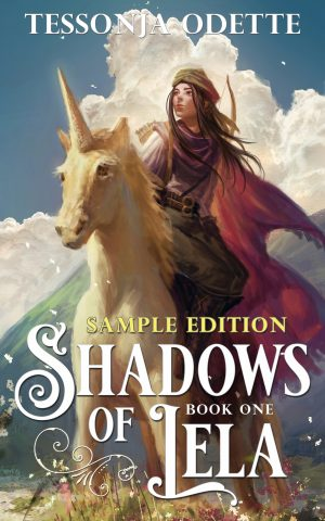 Cover for Shadows of Lela - Preview