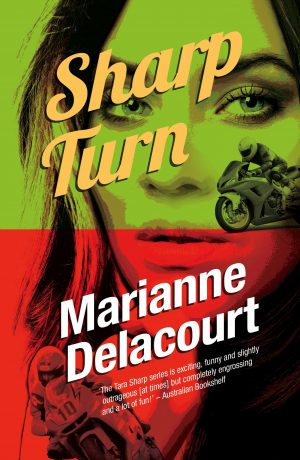 Cover for Sharp Turn