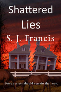 Cover for Shattered Lies