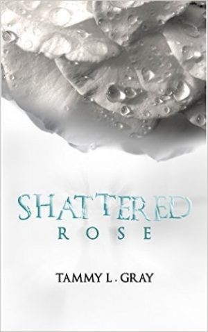 Cover for Shattered Rose