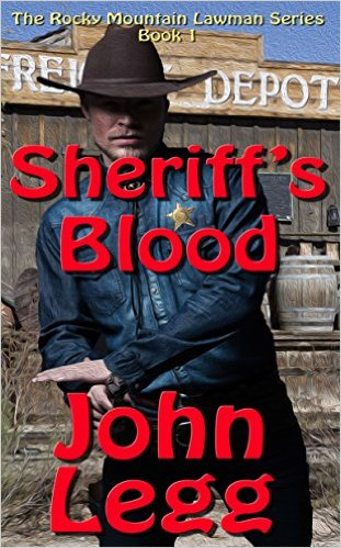 Cover for Sheriff's Blood