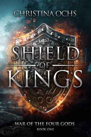 Cover for Shield of Kings