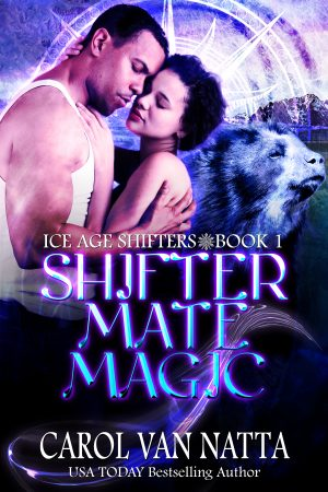 Cover for Shifter Mate Magic