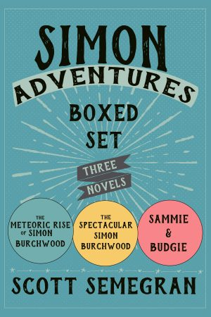 Cover for Simon Adventures Boxed Set