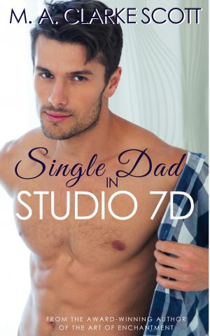 Cover for Single Dad in Studio 7D