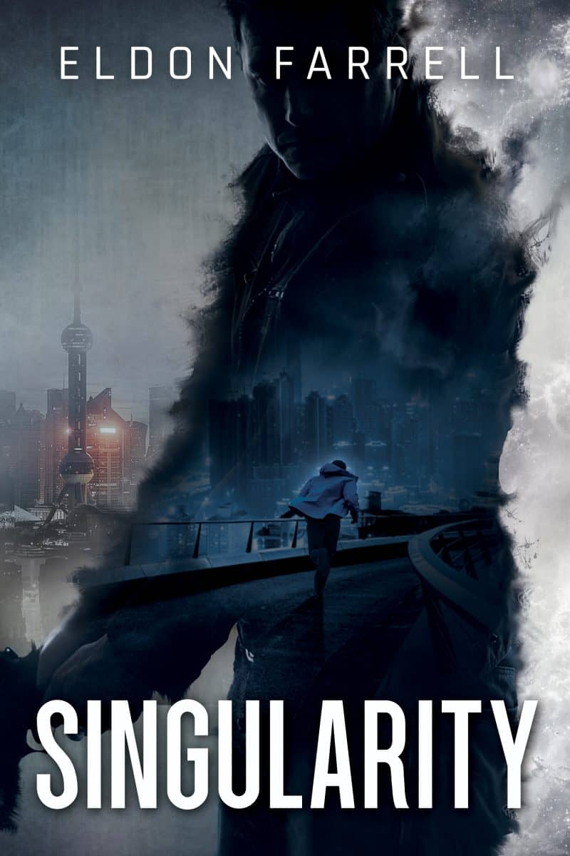 Cover for Singularity
