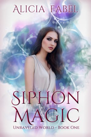 Cover for Siphon Magic