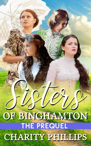 Cover for Sisters Of Binghamton: The Prequel