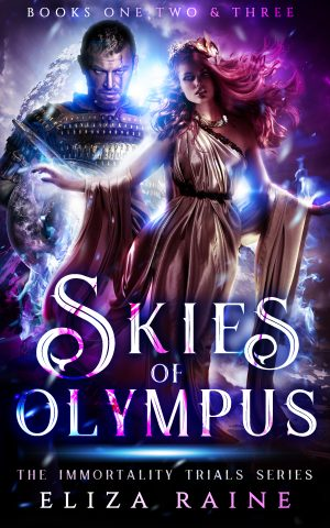 Cover for Skies of Olympus