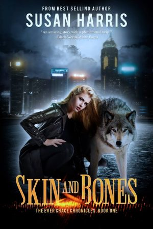 Cover for Skin and Bones