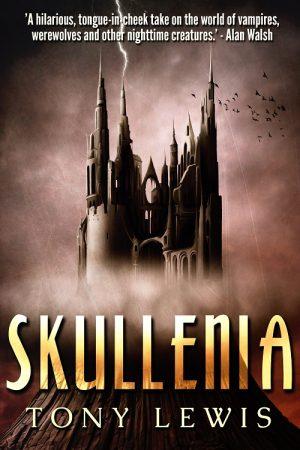 Cover for Skullenia Trilogy