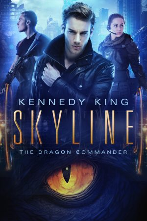 Cover for SkyLine: The Dragon Commander