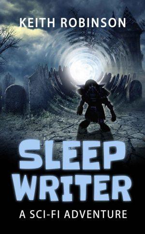Cover for Sleep Writer