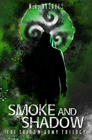 Cover for Smoke and Shadow