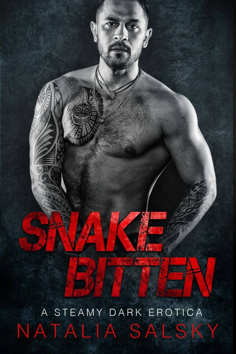Cover for Snake Bitten