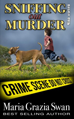 Cover for Sniffing Out Murder