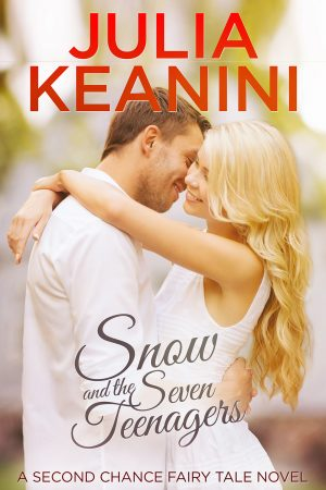 Cover for Snow and the Seven Teenagers