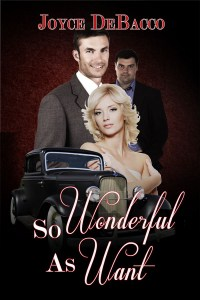Cover for So Wonderful as Want