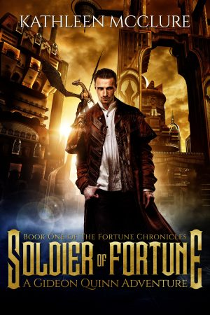 Cover for Soldier of Fortune