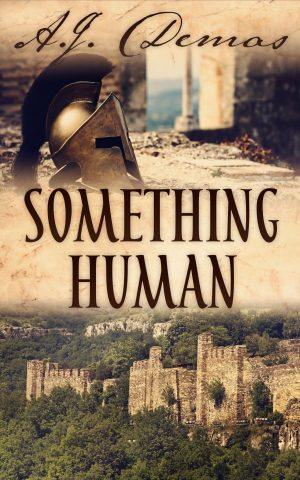 Cover for Something Human