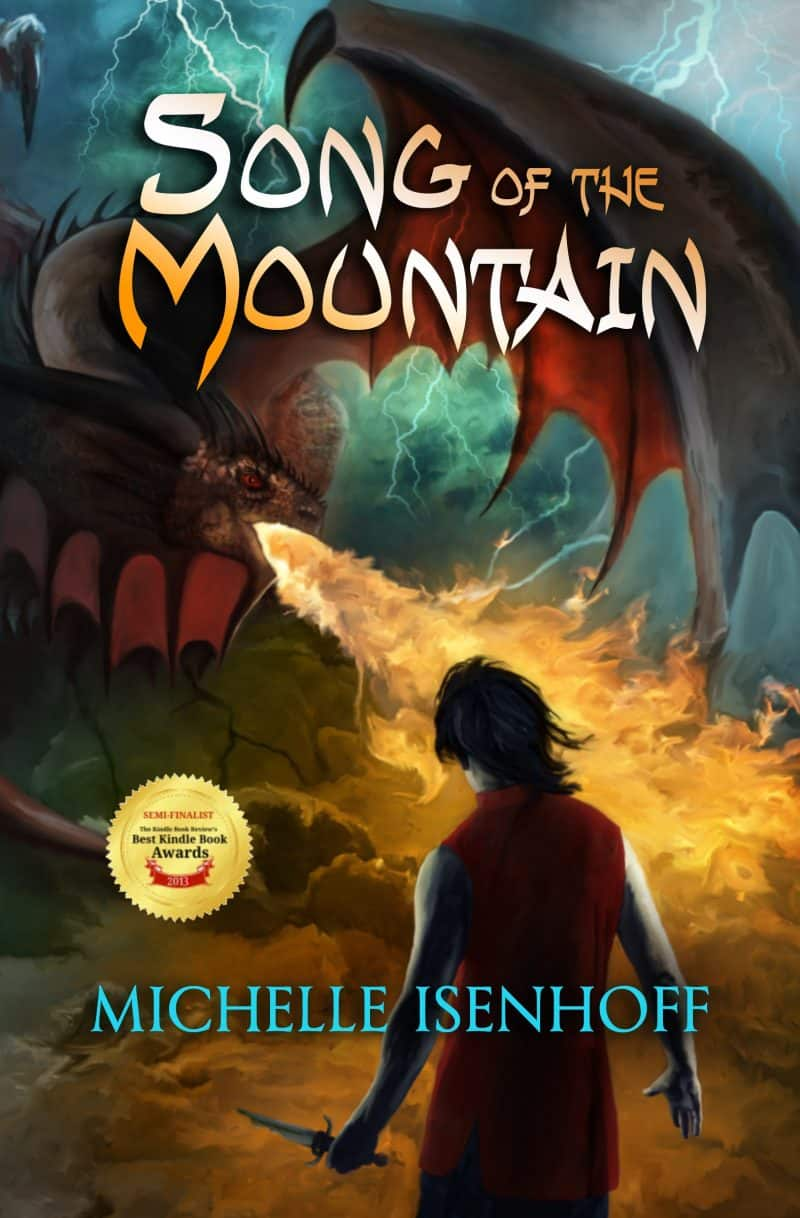 Cover for Song of the Mountain