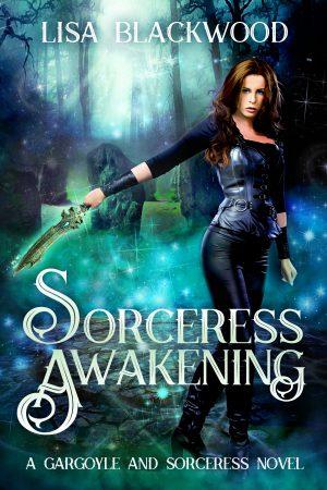 Cover for Sorceress Awakening