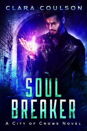 Cover for Soul Breaker