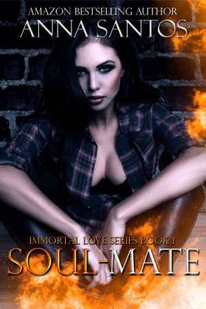 Cover for Soul-Mate