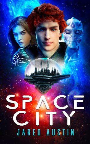 Cover for Space City