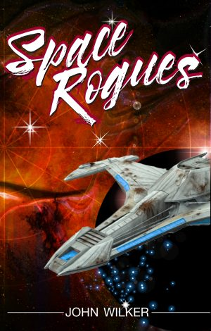 Cover for Space Rogues