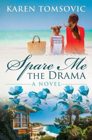 Cover for Spare Me the Drama