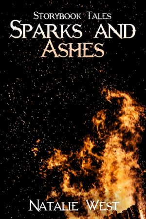 Cover for Sparks and Ashes