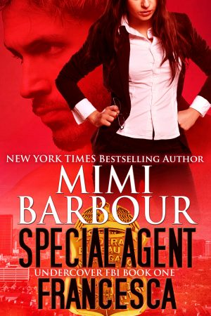 Cover for Special Agent Francesca