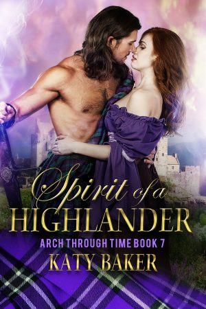Cover for Spirit of a Highlander