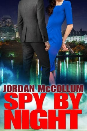 Cover for Spy by Night