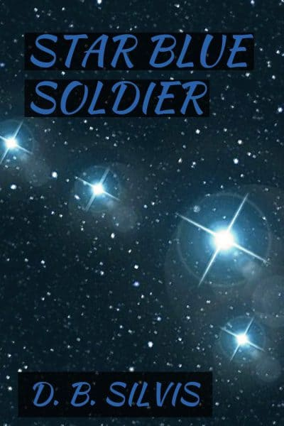 Cover for Star Blue Soldier