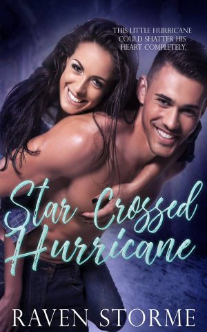 Cover for Star Crossed Hurricane