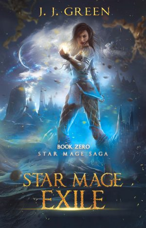 Cover for Star Mage Exile