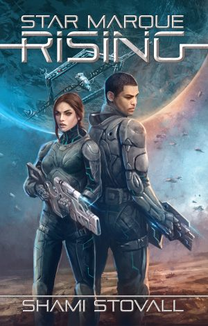 Cover for Star Marque Rising