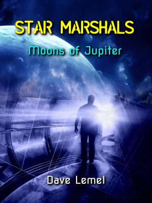 Cover for Star Marshals: Moons of Jupiter