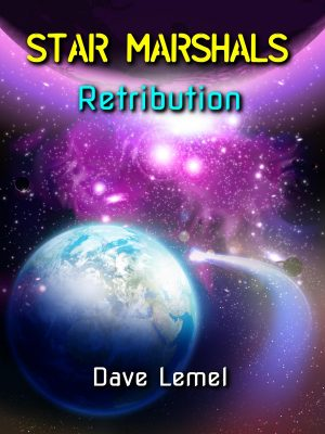 Cover for Star Marshals: Retribution