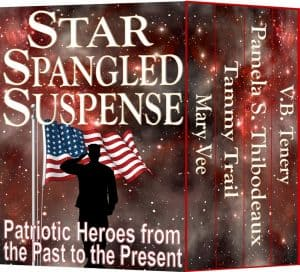 Cover for Star Spangled Suspense