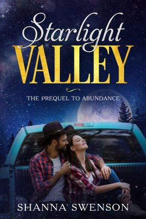 Cover for Starlight Valley