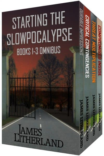 Cover for Starting the Slowpocalypse