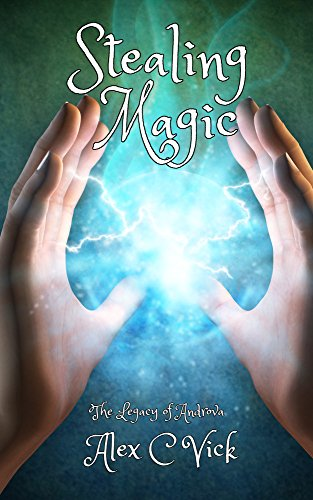 Cover for Stealing Magic