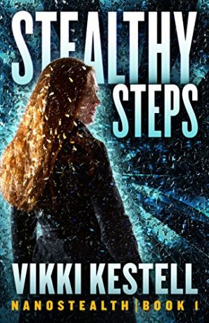 Cover for Stealthy Steps