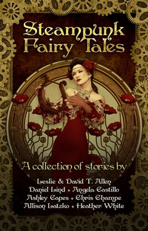 Cover for Steampunk Fairy Tales