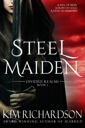 Cover for Steel Maiden